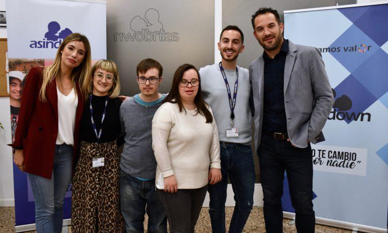 Asindown inaugura en nuevo Centro de Apoyo a la Inclusión