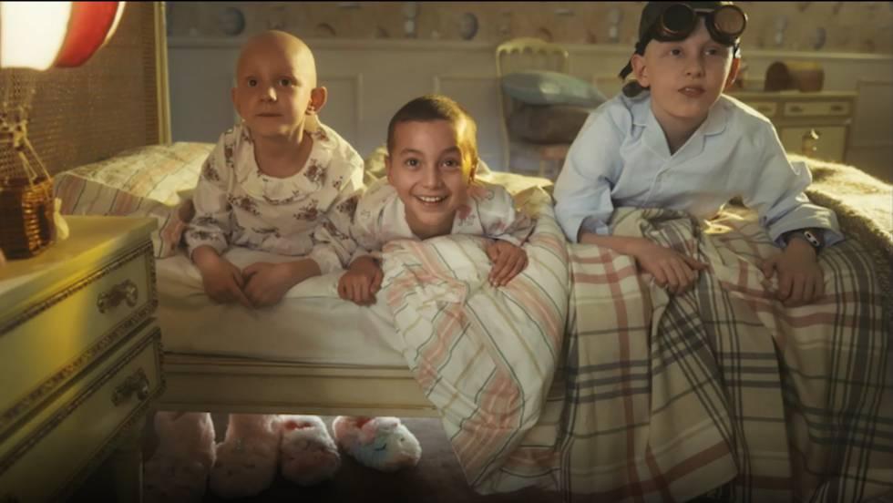 Juegaterapia sonríe por todos los niños con cáncer y sus familias